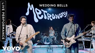 Metronomy - Wedding Bells - Live Performance | Vevo