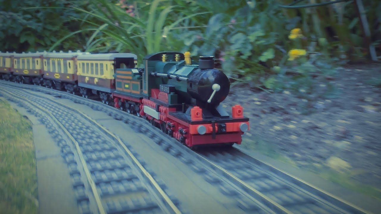 Image Result For How To Start A Garden Railroad