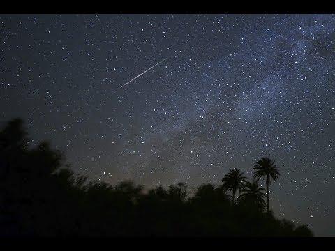 Zo kun je vannacht de meeste vallende sterren zien