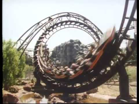 California's Great America - Theme Park - 1983