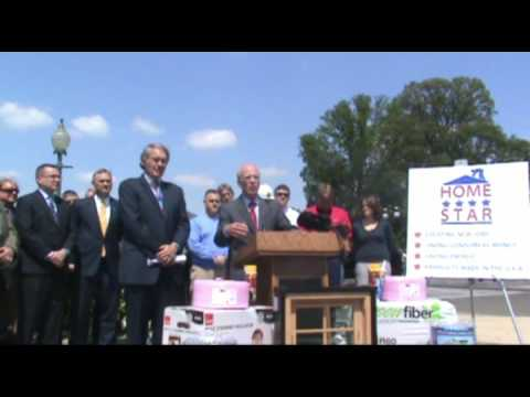 Welch, Markey and bipartisan group introduce Home Star Energy Retrofit Act