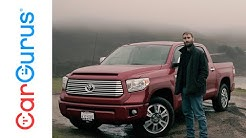 2016 Toyota Tundra | CarGurus Test Drive Review
