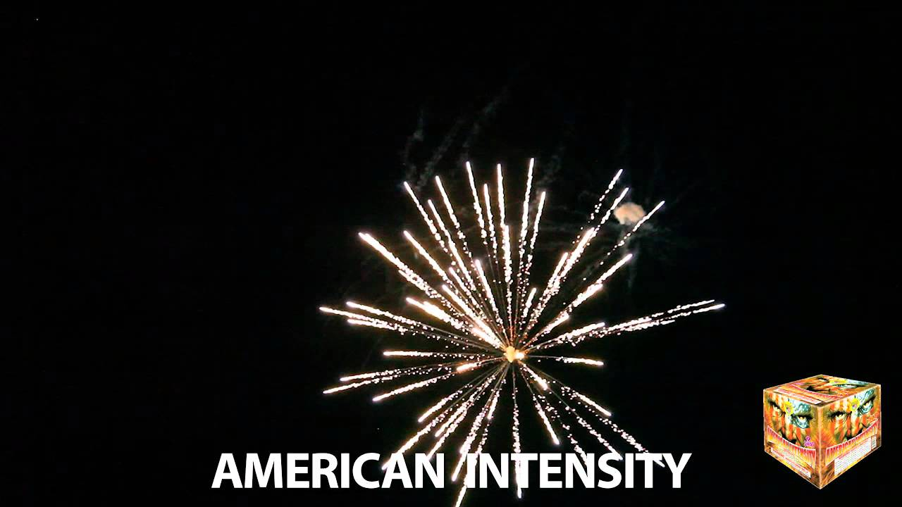 American Intensity World Class Fireworks 298 - YouTube