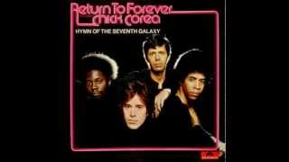 Return To Forever - Hymn of the Seventh Galaxy  1973 HQ