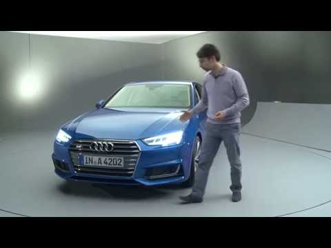audi a4 2015 l 39 argus youtube. Black Bedroom Furniture Sets. Home Design Ideas