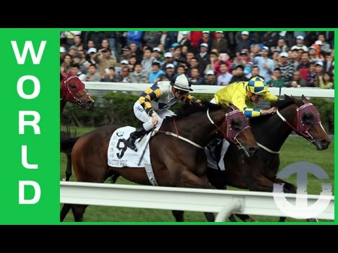 2016 BMW Hong Kong Derby On Trans World Sport