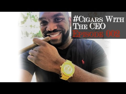 Las Vegas Edition 😎🌴 Cigars With The CEO Live Q&A