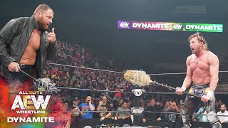 #AEW DYNAMITE EPISODE 6: THE SHOCK CONCLUSION GOING INTO FULL GEAR