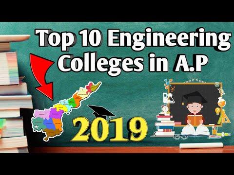 Top 10 Engineering Colleges In Andhra Pradesh 2019   UPDATE LIST   BEST ENGINEERING COLLEGES IN A.P