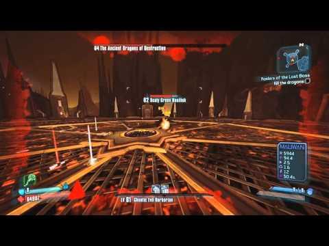 Borderlands 2: Krieg Kill of The Ancient Dragons of Destruction (Solo, PC, UVHM) |