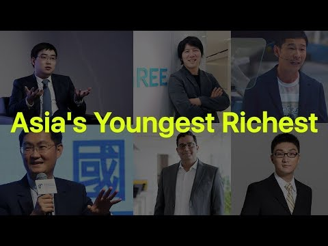 Meet 6 'Self-made' Billionaires from Asia-Pacific
