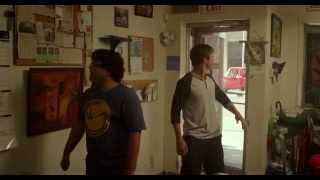 Scene From Kid Cannabis Featuring Ted Smith & Showcasing The V-CBC