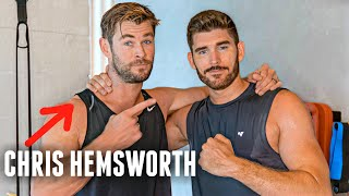 I Worked Out With Chris Hemsworth   90 Day Fitness Transformation