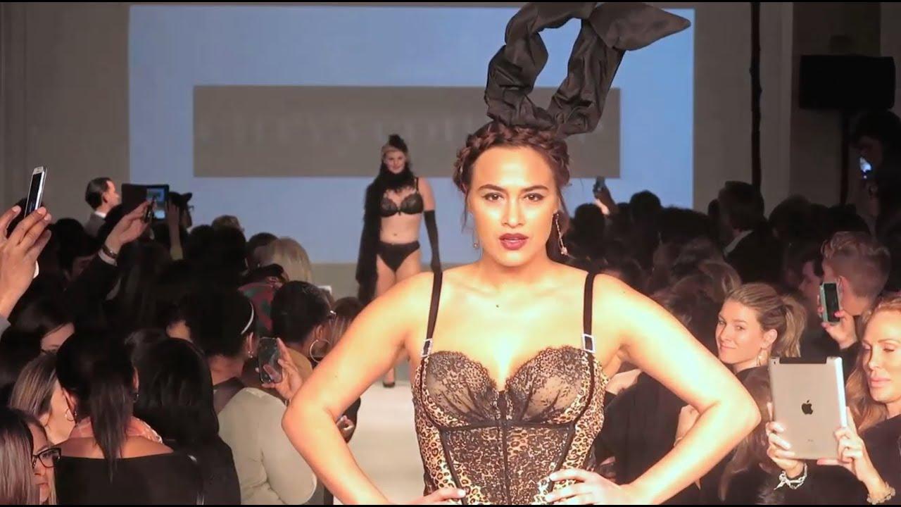 25e728a5a Curvy Couture Plus Size Lingerie Fashion Show - CURVExpo Feb 2014 ...