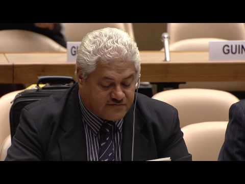 Cook Islands: Statement made at the Preparatory Committee of the Third UN World Conference on DRR