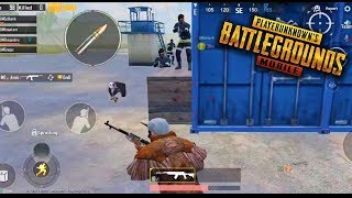 Funniest camp in Georgopol by this Squad 😂 !! | Pubg Mobile Asia 👑