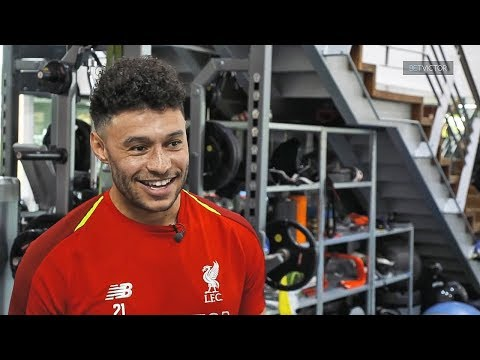 This Is Melwood with Alex Oxlade-Chamberlain