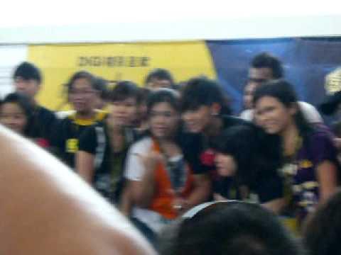 20100528 - The Mines@Malaysia 和歌迷大合照