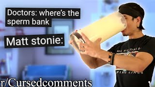 r/Cursedcomments | 1.25 GALLON Nut Butter Milkshake (6,090 Calories)