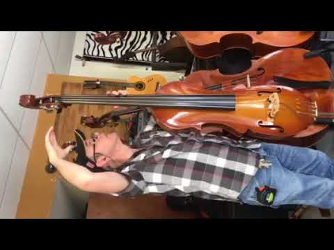 4 string eminence electric upright bass height youtube. Black Bedroom Furniture Sets. Home Design Ideas