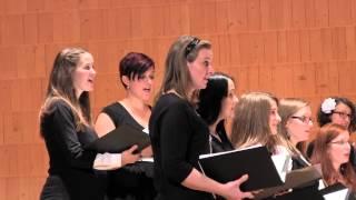 Von dir und von mir ; Kärntner Landesjugendchor Konzert am 1.12.2013 Ossiach