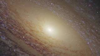Hubble Update 19 {17th of February 2011}: Flocculent Spiral NGC 2841