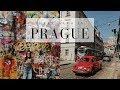 PRAGUE FOOD TRIP! | TRAVEL VLOG