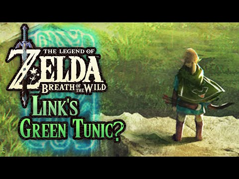 The Legend of Zelda: Breath of the Wild - Link