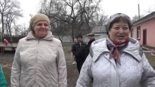 Интервью после отчётного концерта - ДК Краснолесье