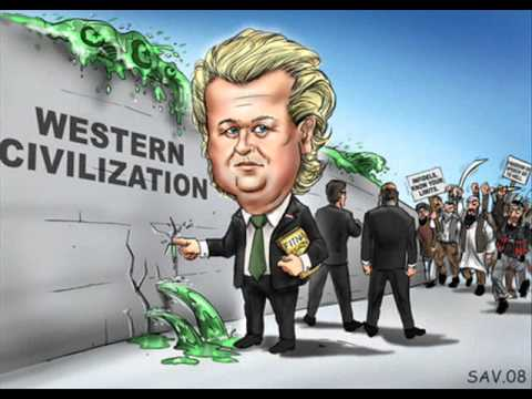 Geert Wilders Beschouwing Marokkanen - YouTube
