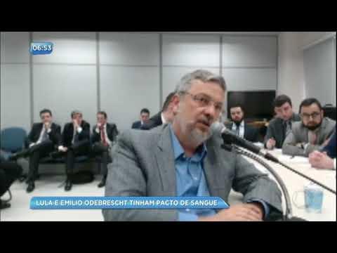 Delação de Antonio Palocci complica a situação do ex-presidente Lula