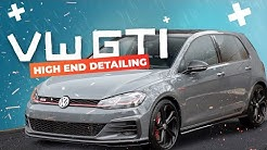 HIGH END DETAILING | VW GTi 2018 !!
