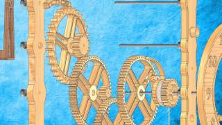 Brian Law's Woodenclocks-clock 13 Animation
