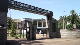 Don Bosco Arts and Science College Angadikadavu Promo