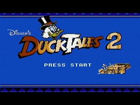 ducktales 2 nes gameplay youtube