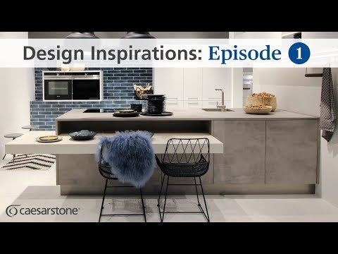 Design Inspirations TV Series:  Episode 1