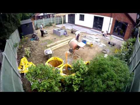 Buckhurst Hill Garden Landscaping