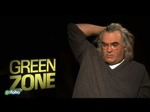Green Zone  with Paul Greengrass