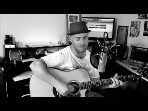 Ben Harper - Waiting On An Angel (Cover by Mark Moroney)