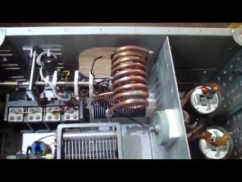 видео: Усилитель на ГК-71 (the amplifier on lamps gk-71)