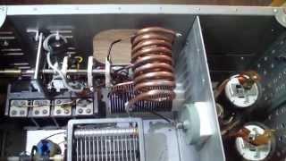 Підсилювач на ГК-71 (the amplifier on lamps GK-71)