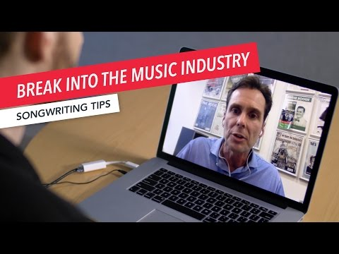 How to Build Relationships and Break Into the Music Industry | Songwriting | Tips | Music Business