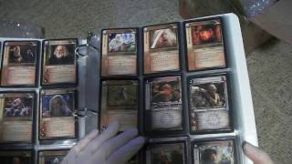 Unboxing - Lord of the Rings TCG Lot #1