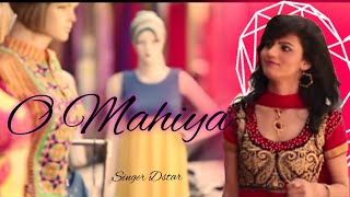 o mahiya | singer Dstar | full offici
