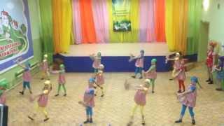 Образцовый коллектив студия современного танца 'Стиль'
