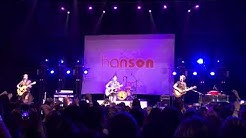 Hanson - On and On - Live from São Paulo - MIddle of Everywhere Tour - 2017