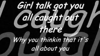 Girl Talk ~ TLC (Lyrics)