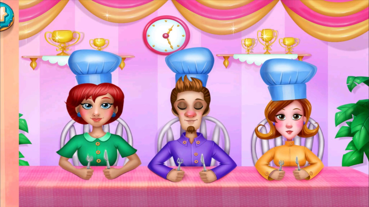 "My Sweet Bakery - Donut Shop | ""Master Cook"" 