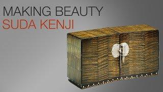 Making beauty: Suda Kenji