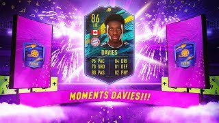 ALPHONSO DAVIES MOMENTS SBC - FIFA 20 Ultimate Team